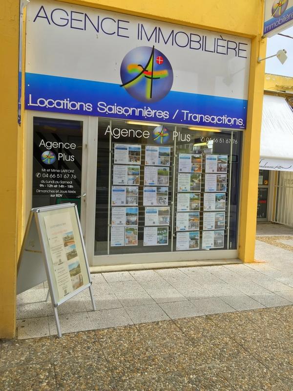 Notre agence immobili re a port camargue au grau du roi - Agence immobiliere port marianne ...